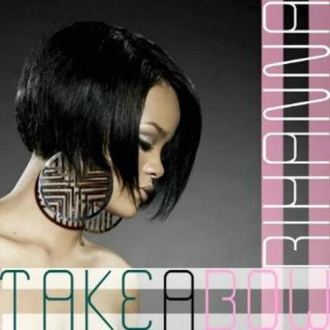 Rihanna-《Take A Bow》